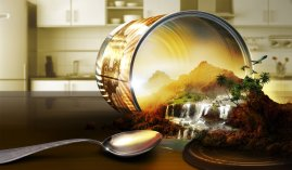 magical_coffee_land_by_stevegraphicdesign-d5rw4ku